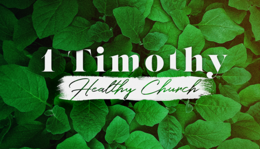 I Timothy: Healthy Church