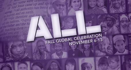Fall Global Celebration - ALL