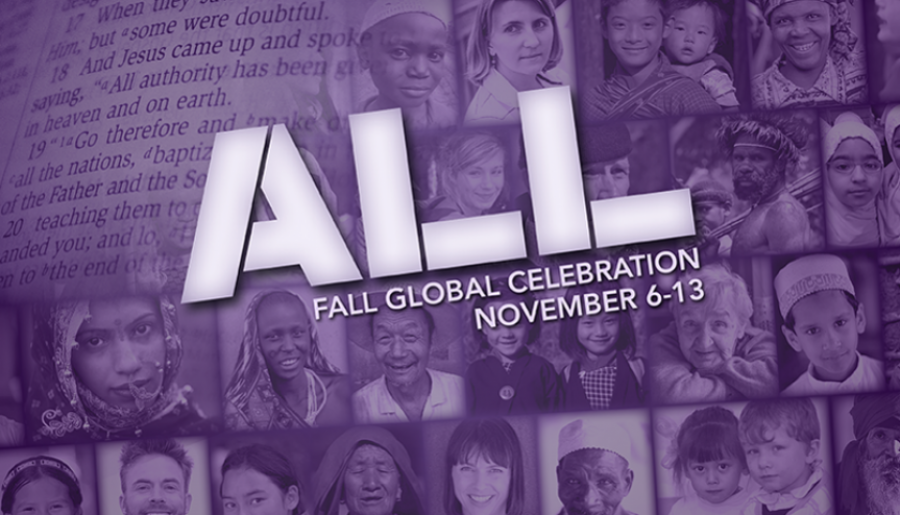 Fall Global Celebration - ALL
