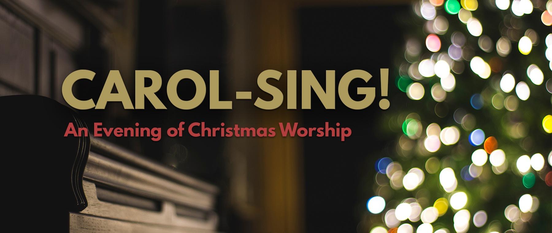Carol-Sing