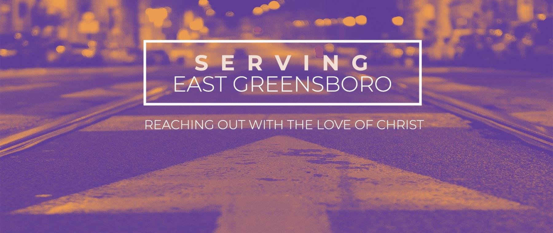 Serving East Greensboro
