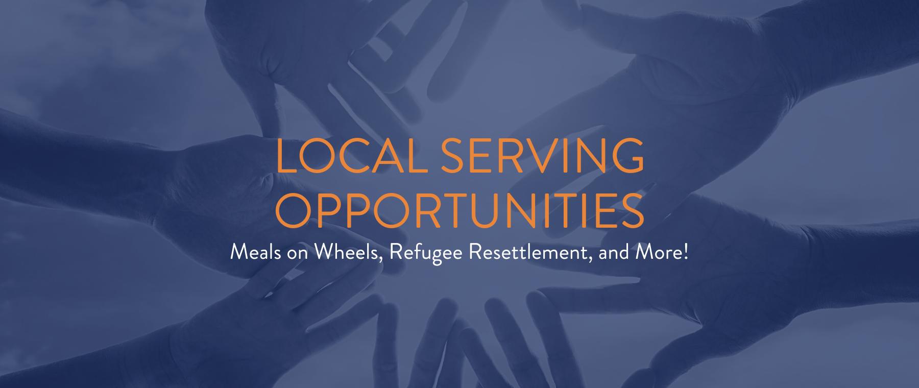 Serve Locally