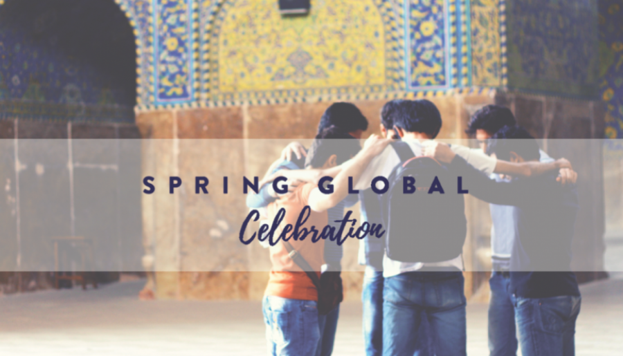 Spring Global Celebration