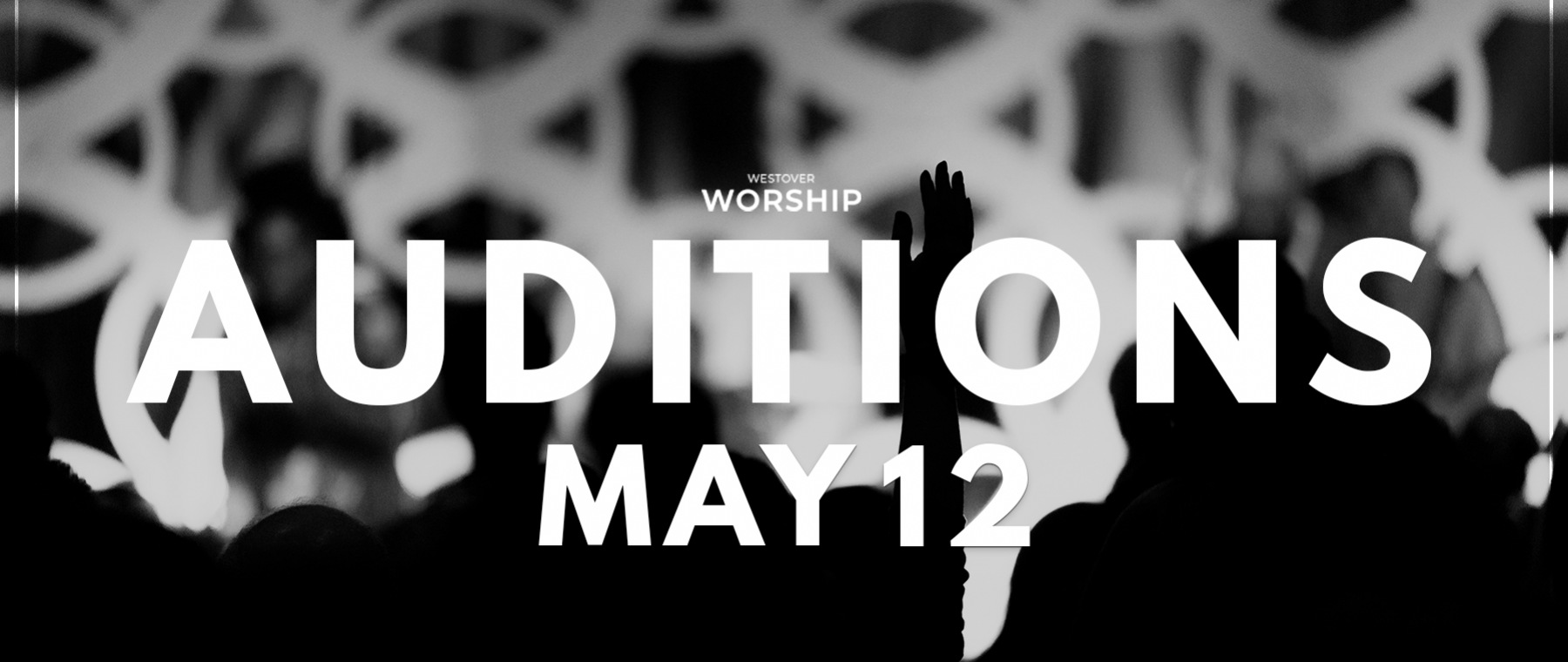 Worship Auditions